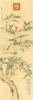 大寿图 by empress dowager cixi
