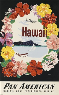 hawaii/pan american by a. amspoker