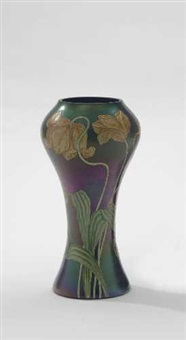 vase by ferdinand von poschinger