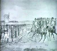 gesammelte skizzen by victor (count) odeschalchi