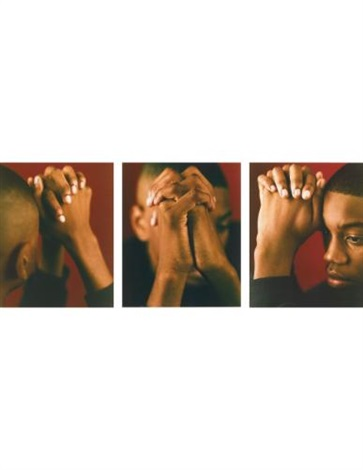 eugene triptych by dawoud bey