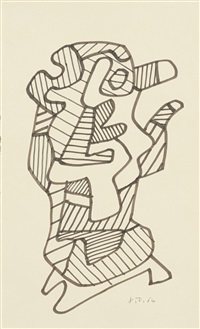 samovar by jean dubuffet