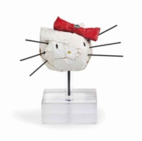 hello kitty by tom sachs