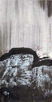 山水 by bai peng