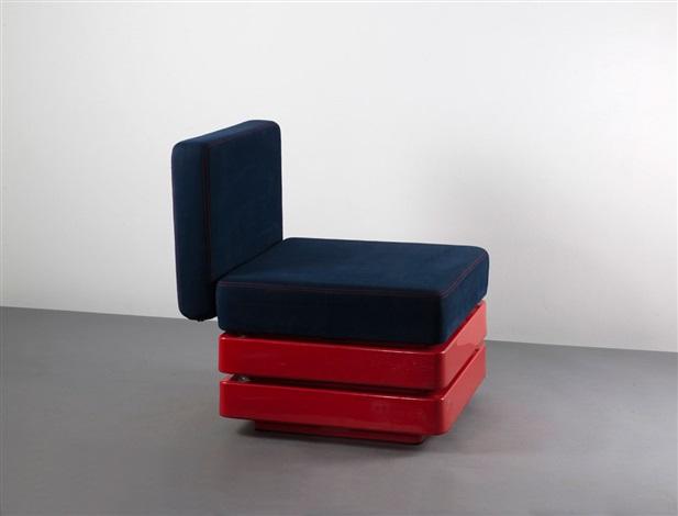 dreiteiliges sofasystem living levels (in 3 parts) by herman miller