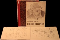 21 lithos aus greoge grosz, ecce homo, berlin 1923 (21 works) by george grosz
