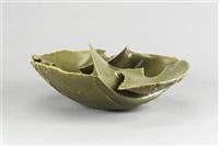a large double bowl form by jean-francois fouilhoux