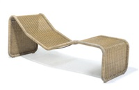 lounge chair by tito agnelli
