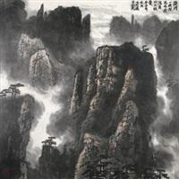 黄山 by li xiaoke