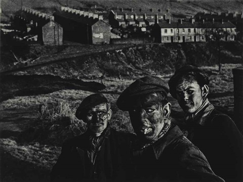 welsh miners by w eugene smith