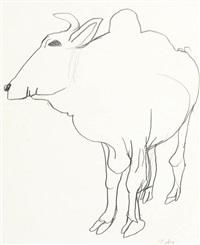 zebu by brett whiteley