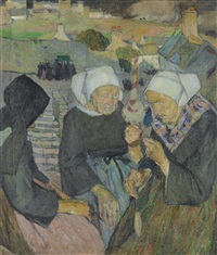 breton women by maria-mela muter