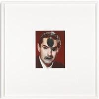 self portrait of you + me (tyron power) by douglas gordon
