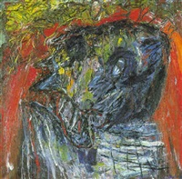 stone-face by gordon fazakerley