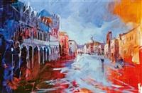 venezia canale by voka