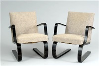 nojatuolipari (pair of armchairs) by maija heikinheimo