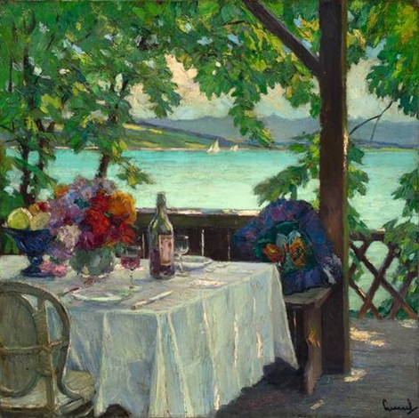 mittag by edward cucuel