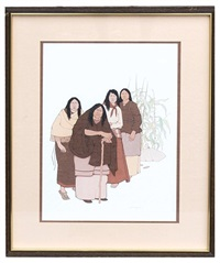 four women by valjean mccarthy hessing