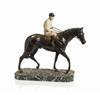 jockey by maurice guiraud-rivière