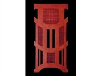 symbole chinois orange by trine ubbe rasmussen (tur)