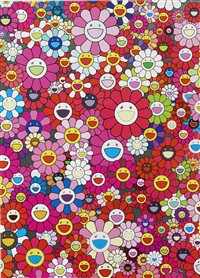 an homage to monopinkb by takashi murakami