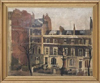 thurloe square by paul ayshford methuen