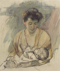 artwork by mary cassatt
