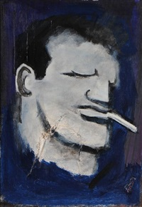 man with one eye by robert loughlin