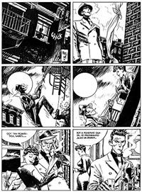 torpedo, planche 20 (from en voiture, simone!) by bernet