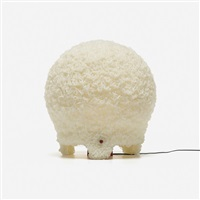 moss table lamp by gaetano pesce