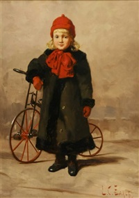 my first bicycle by lawrence carmichael earle