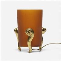 cleopatre table lamp by elizabeth garouste and mattia bonetti