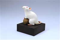 walnut mouse by ryo arai