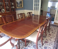 dining table by councill (co.)
