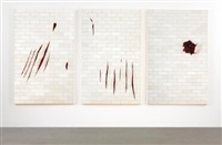 trois petites morts (in 3 parts) by adriana varejão