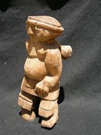 shangan woman carved by jackson mbhazima hlungwane