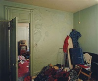 642 east 14th st. apt3. bedroom, new york by robert polidori