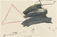 ohne titel.(?) by cy twombly