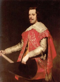 portrait of philip iv of spain by john lewis reilly
