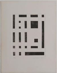 abstrakte komposition by piet mondrian