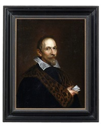 bildnis des jan van den wouwer by frans denys