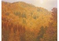 autumn leaves by shinji yamazaki