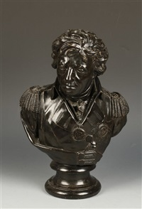 a bust of horation, viscount nelson by anonymous (19)