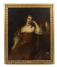 portrait of lady price by sir peter lely
