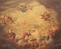 olimp by gregorio guglielmi