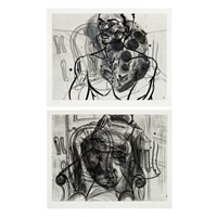 untitled (from the raffael portfolio) (2) by david salle
