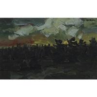 sunset by bruno joseph bobak