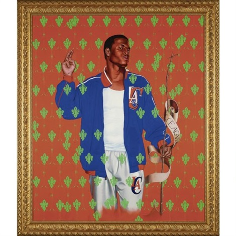 untitled by kehinde wiley