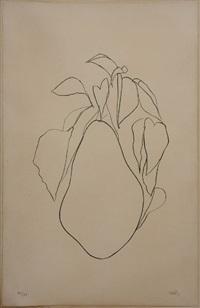 pear i by ellsworth kelly