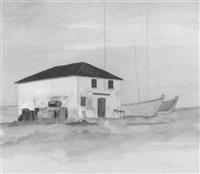 einsames fischerhaus by hans hubertus von merveldt